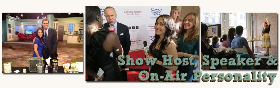 Carolyn Scott-Hamilton SHow Host, SPeaker, TV and Online Personality