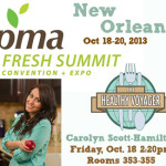 Carolyn Scott-Hamilton to Lead Panel on Blogger and Brand Relations at PMA Fresh Summit
