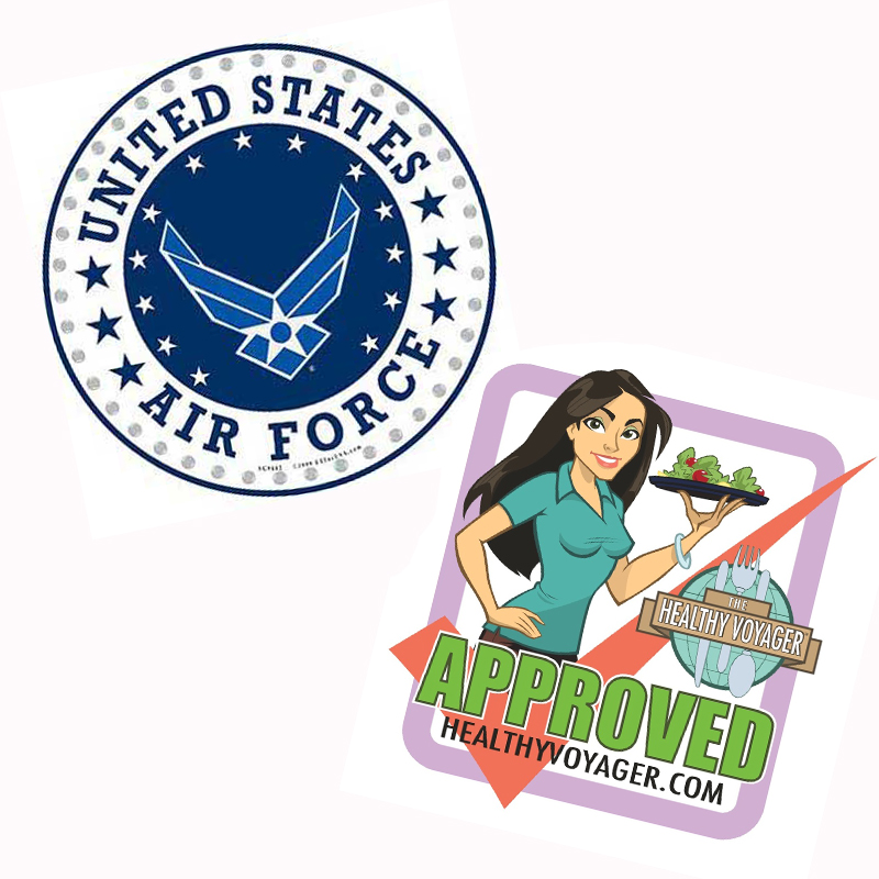 united states air force joins forces with healthy voyager