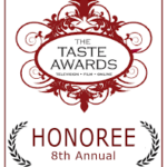 HealthyVoyagerTV Inducted to the Taste Awards Hall of Fame